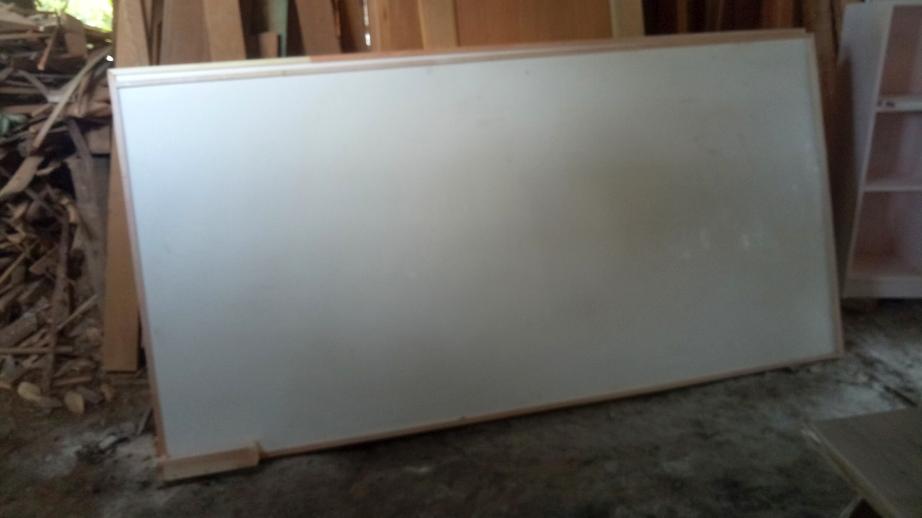 papan tulis white board